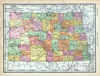 Page 094 - North Dakota, World Atlas 1911c from Minnesota State and County Survey Atlas